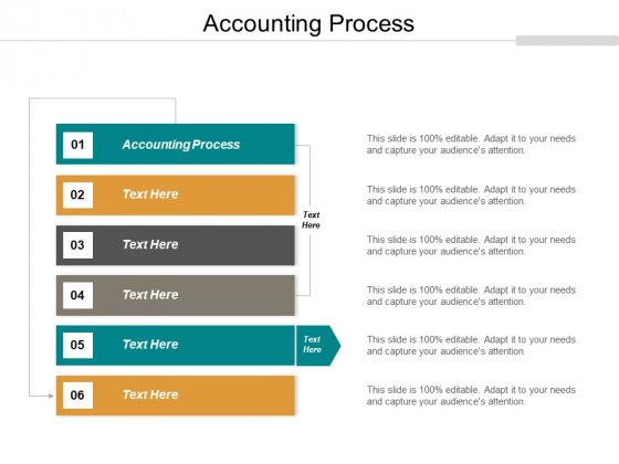 Accounting Process Ppt PowerPoint Presentation Layouts Graphic Tips Cpb