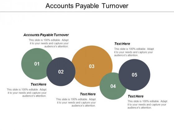 Accounts Payable Turnover Ppt PowerPoint Presentation Icon Example Topics Cpb