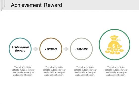 Achievement Reward Ppt PowerPoint Presentation Slides Grid Cpb