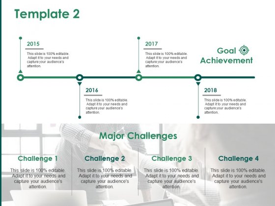 Achievements_And_Challenges_Ppt_PowerPoint_Presentation_Complete_Deck_With_Slides_Slide_3