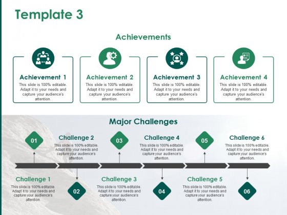 Achievements_And_Challenges_Ppt_PowerPoint_Presentation_Complete_Deck_With_Slides_Slide_4