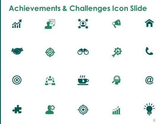 Achievements_And_Challenges_Ppt_PowerPoint_Presentation_Complete_Deck_With_Slides_Slide_5