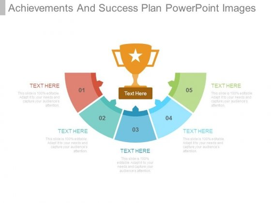 Achievements And Success Plan Powerpoint Images
