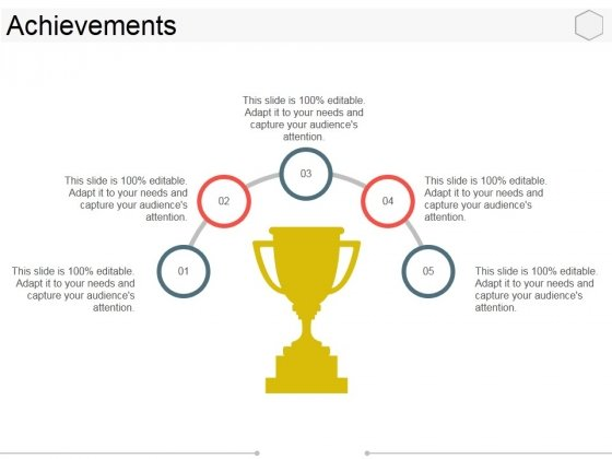 Achievements Ppt PowerPoint Presentation Ideas Topics