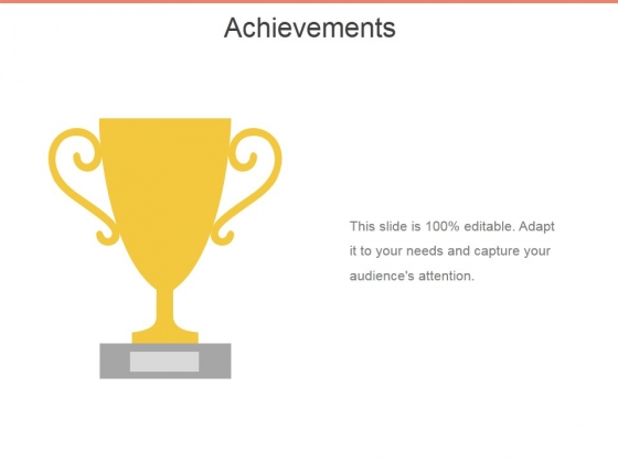 Achievements Template 2 Ppt PowerPoint Presentation Ideas Format Ideas
