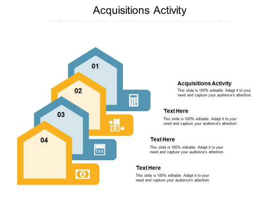 Acquisitions Activity Ppt PowerPoint Presentation Outline Graphic Tips Cpb Pdf
