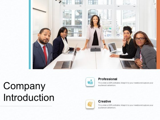 Action Plan Gain Competitive Advantage Company Introduction Ppt Summary Show PDF
