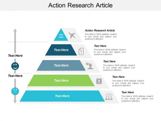 Action Research Article Ppt PowerPoint Presentation Show Graphics Design Cpb