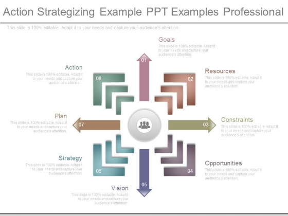 Action Strategizing Example Ppt Examples Professional