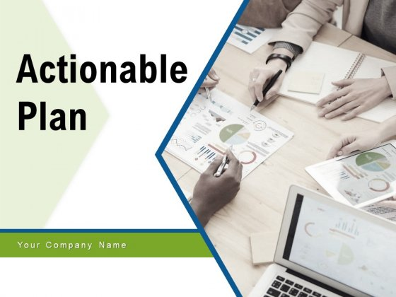 Actionable Plan Implementation Process Ppt PowerPoint Presentation Complete Deck