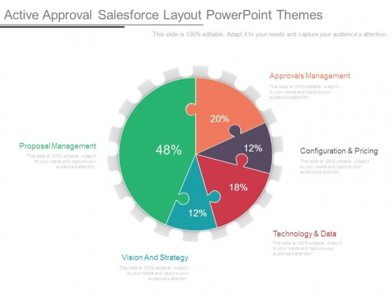 Active Approval Salesforce Layout Powerpoint Themes