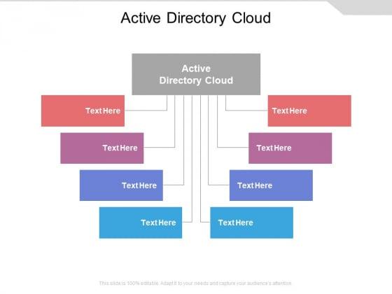 Active Directory Cloud Ppt PowerPoint Presentation File Design Ideas Cpb Pdf