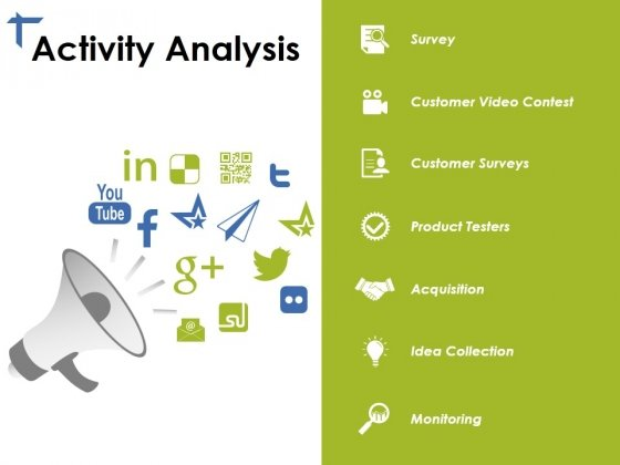 Activity Analysis Ppt PowerPoint Presentation Gallery Guide
