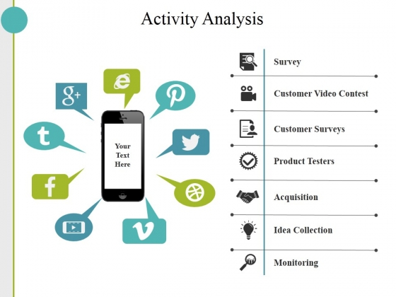 Activity Analysis Ppt PowerPoint Presentation Inspiration Graphics Pictures