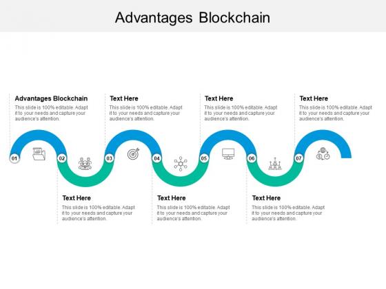 Advantages Blockchain Ppt PowerPoint Presentation Inspiration Graphics Template Cpb