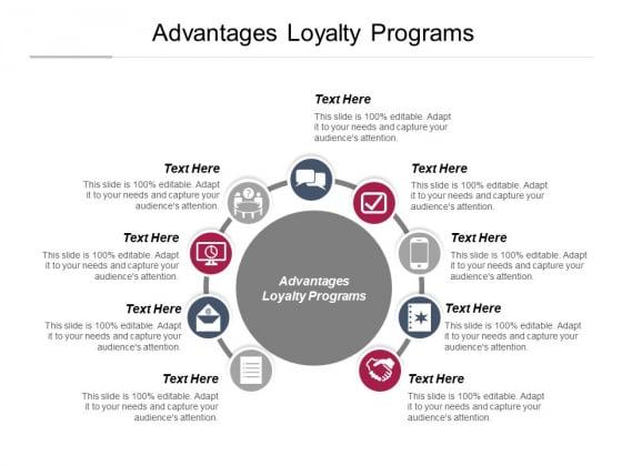 Advantages Loyalty Programs Ppt PowerPoint Presentation File Graphics Design Cpb Pdf