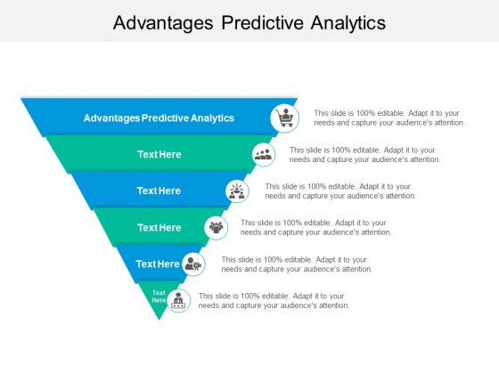 Advantages Predictive Analytics Ppt PowerPoint Presentation Outline Background Image Cpb
