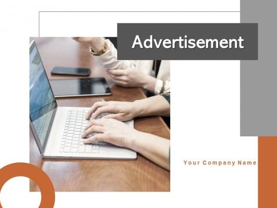 Advertisement Communication Target Market Ppt PowerPoint Presentation Complete Deck