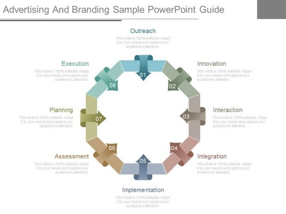 Advertising And Branding Sample Powerpoint Guide