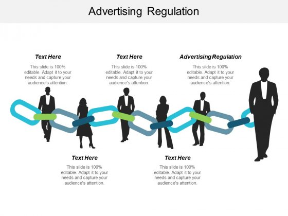Advertising Regulation Ppt PowerPoint Presentation Visual Aids Gallery Cpb