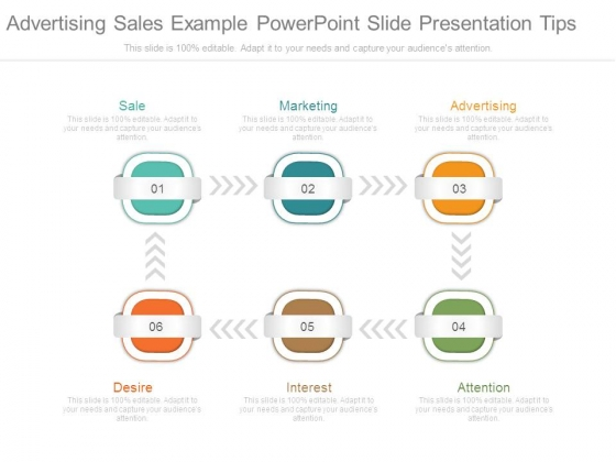 Advertising Sales Example Powerpoint Slide Presentation Tips