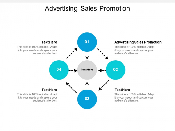 Advertising Sales Promotion Ppt PowerPoint Presentation Designs Download Cpb