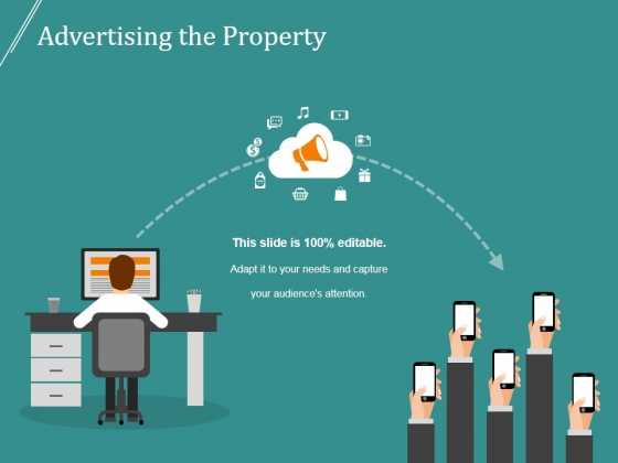 Advertising The Property Ppt PowerPoint Presentation Rules