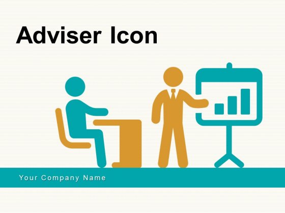 Adviser Icon Mentor Climbing Onboard Ppt PowerPoint Presentation Complete Deck