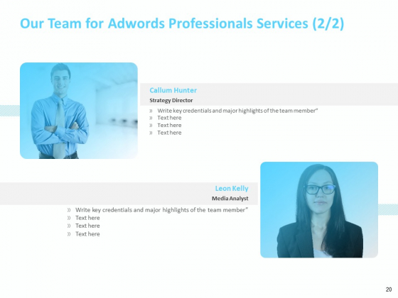 Adwords_And_PPC_Proposal_Template_Ppt_PowerPoint_Presentation_Complete_Deck_With_Slides_Slide_20