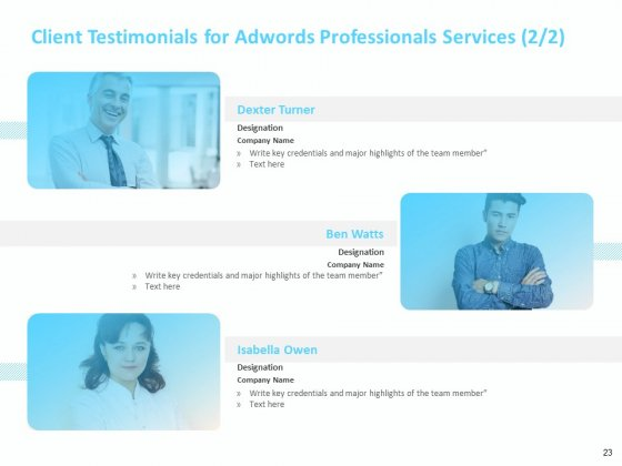 Adwords_And_PPC_Proposal_Template_Ppt_PowerPoint_Presentation_Complete_Deck_With_Slides_Slide_23