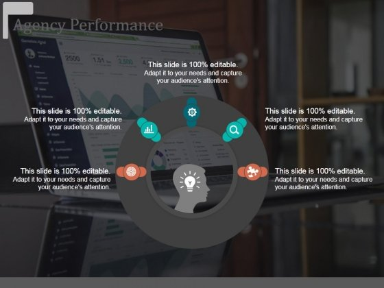 Agency Performance Template 1 Ppt Powerpoint Presentation Inspiration Display