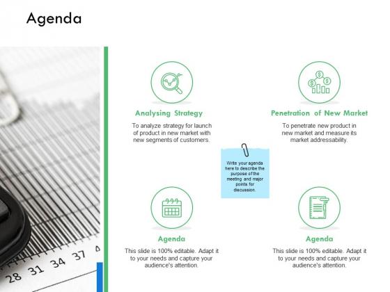 Agenda Analysing Strategy Ppt PowerPoint Presentation Portfolio Graphics