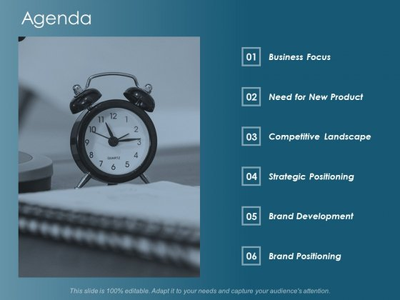 Agenda Business Focus Ppt Powerpoint Presentation Gallery Visuals