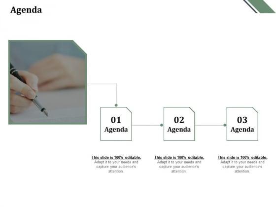 Agenda Checklist Ppt PowerPoint Presentation Icon Guide