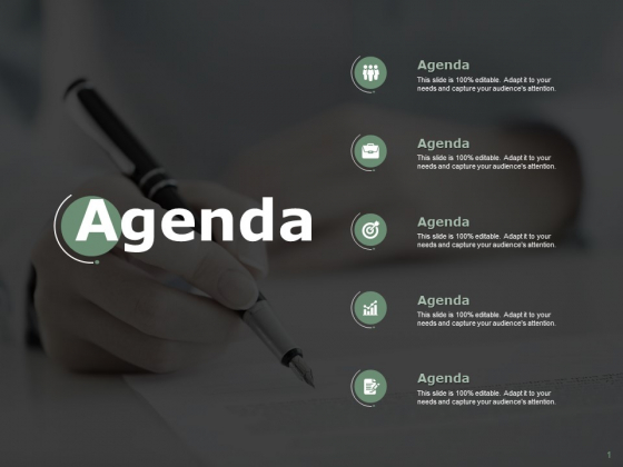Agenda Checklist Ppt PowerPoint Presentation Slides Show