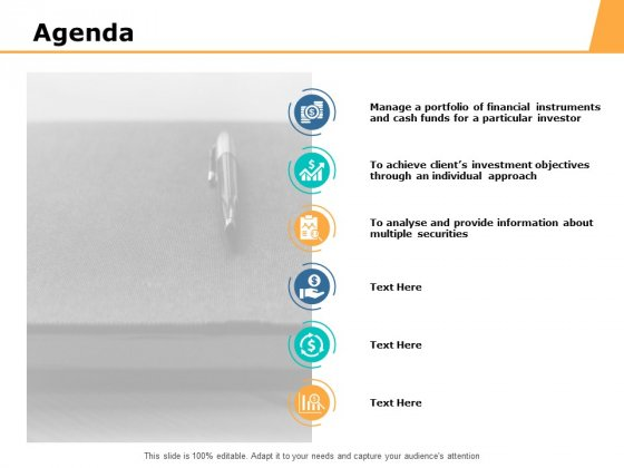 Agenda Marketing Ppt PowerPoint Presentation File Grid