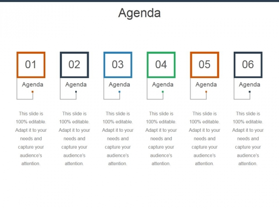 Agenda Ppt Powerpoint Presentation File Picture