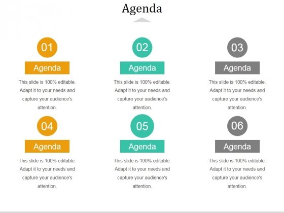Agenda Ppt PowerPoint Presentation Gallery Visuals