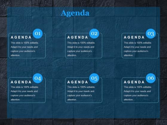 agenda ppt powerpoint presentation icon portrait