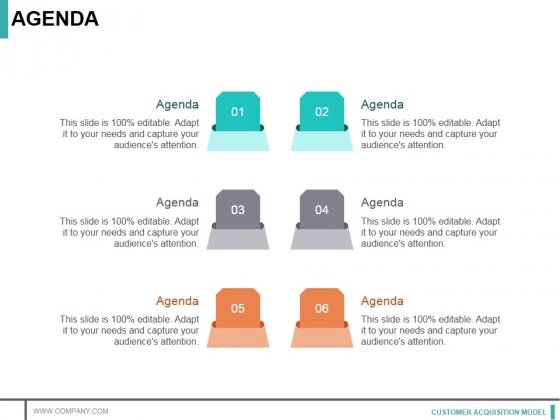 Agenda Ppt PowerPoint Presentation Infographic Template Example Topics