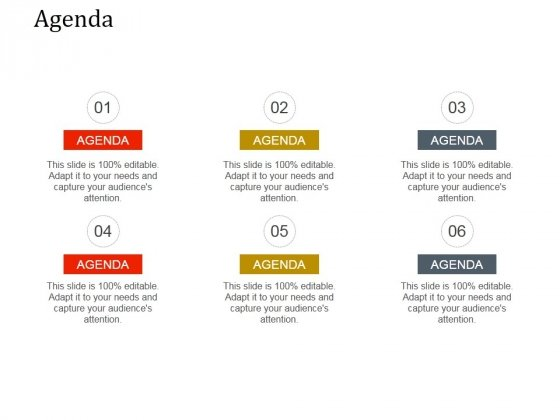 agenda powerpoint templates, slides and graphics, Modern powerpoint