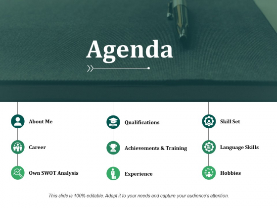 Agenda Ppt PowerPoint Presentation Inspiration Outfit