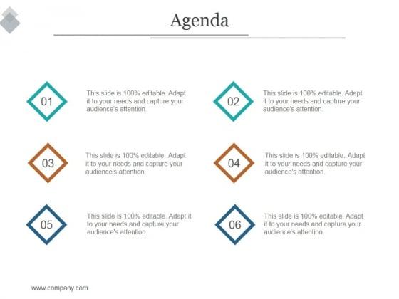 Agenda Ppt PowerPoint Presentation Layout
