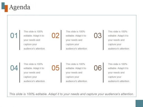 Agenda Ppt PowerPoint Presentation Layouts