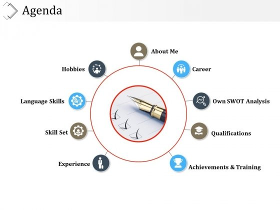 Agenda Ppt PowerPoint Presentation Model Master Slide