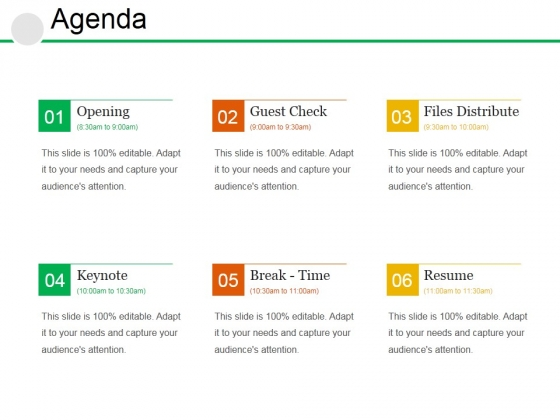 Agenda Ppt PowerPoint Presentation Pictures Gridlines