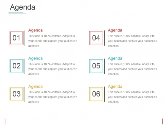 Agenda Ppt PowerPoint Presentation Pictures Summary
