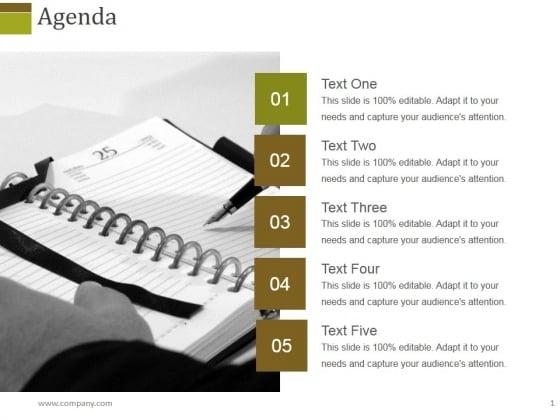 Agenda Ppt PowerPoint Presentation Professional Templates