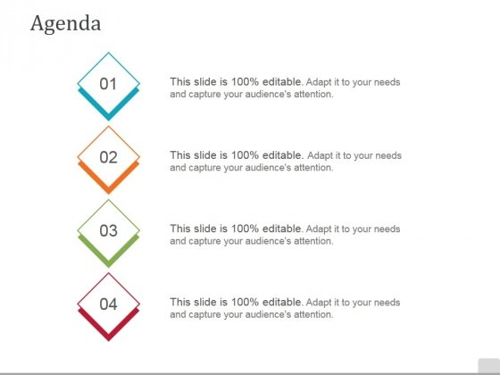 agenda powerpoint templates slides and graphics