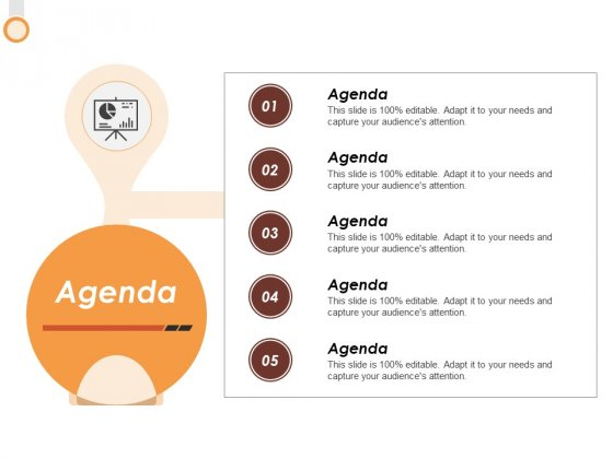 Agenda Ppt PowerPoint Presentation Show Objects